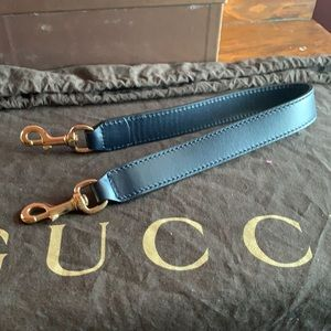 Authentic Gucci short strap